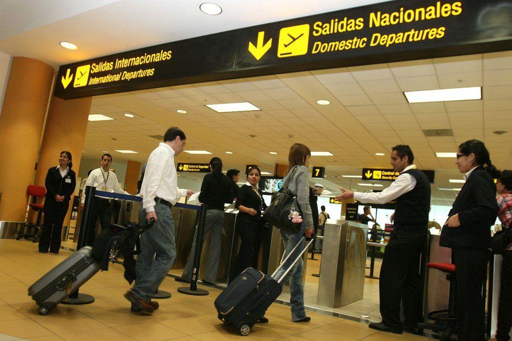 JetSMART ajustará sus itinerarios internacionales durante el mes de abril.