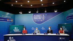 El ministro Paris respondió a los alcaldes de Puerto Varas y Puerto Natales.