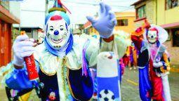 la capital aposto por fomentar su cultura durante carnaval