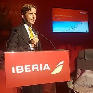 Una nueva Iberia se presentó en Quito