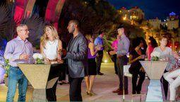 The Palm Beaches está dando la bienvenida al regreso de las reuniones.