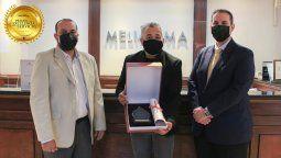 Meliá Hotels International en Perú fue galardonado por Motivarte Perú.