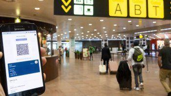 El Parlamento Europeo aprobó el Certificado Covid