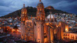 La Catedral de Zacatecas.