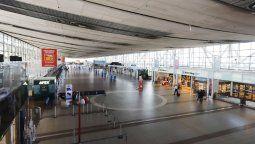 vuelos nacionales alcanzan el 10% de las operaciones normales