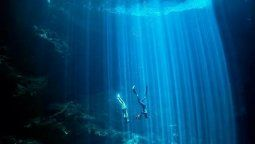 Como las playas, los cenotes forman parte de la franja caribeña de México.