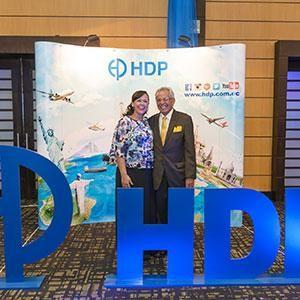 Promociones, premios y diversión en el megaworkshop de HDP