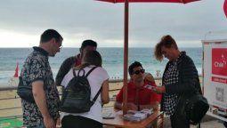 por primera vez sernatur estara en las principales playas del pais