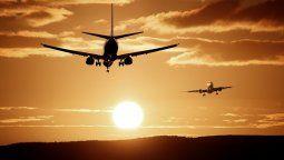 Cómo se recortarán los vuelos internacionales.