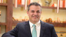 André Obiol, presidente de la Federación Hotelera de Ecuador (Ahotec).