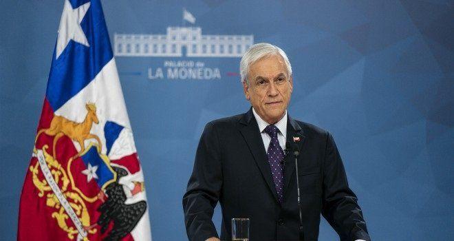 Sebastián Piñera endureció las medidas en las últimas horas.