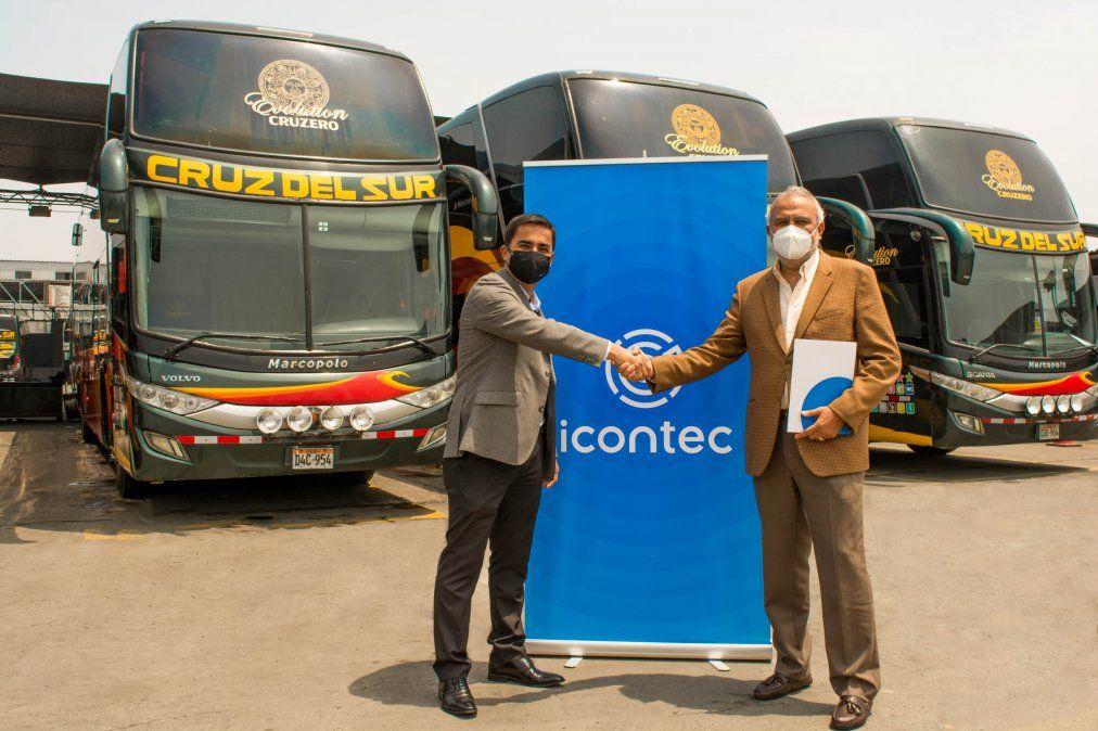 Cruz del Sur recibió importante reconocimiento por parte de ICONTEC.