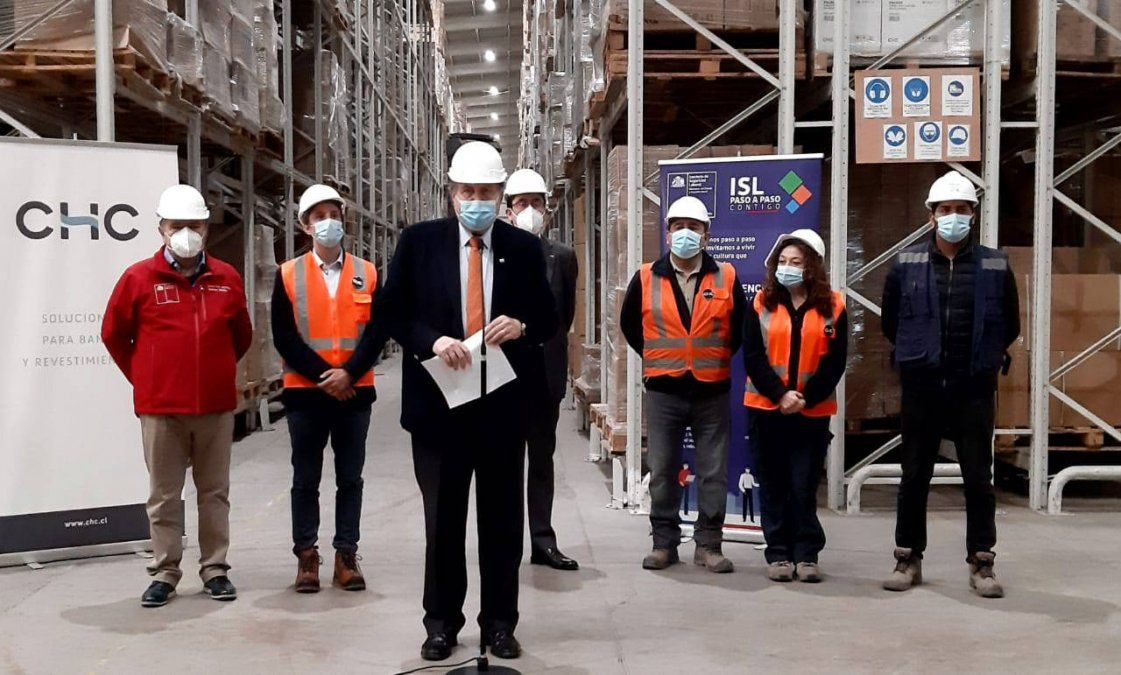 El nuevo seguro frente al Covid-19 fue anunciado por el ministro del Trabajo