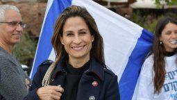 Orit Farkash-Hacohen, ministra de Turismo de Israel.