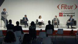 El panel de IATA en Fitur que debatió sobre la Innovación.