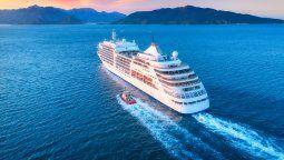 En este contexto de retracción del turismo, algunas compañías de cruceros han vuelto a navegar.