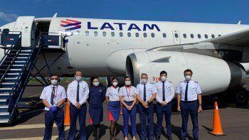 LATAM AIRLINES. La aerolínea recupera el 100% de rutas domésticas en Ecuador