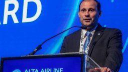 José Ricardo Botelho, director General y CEO de ALTA