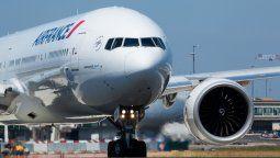 El Boeing B-777/300 de Air France