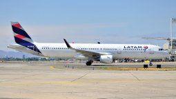 La aerolínea Latam está entra las más puntuales del mundo.