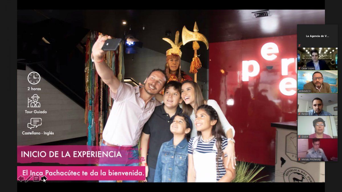 Peruvian Experience: gastronomía y cultura en un lugar