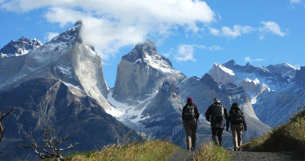 Torres del Paine se encuentra cerrado debido a los casos de Covid-19 que afectan a Magallanes.