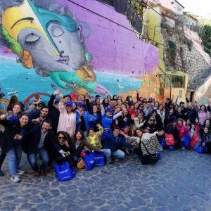 Masiva conmemoración de los 500 años de La Habana en Valparaíso
