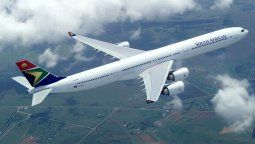Airbus A340 de SAA.