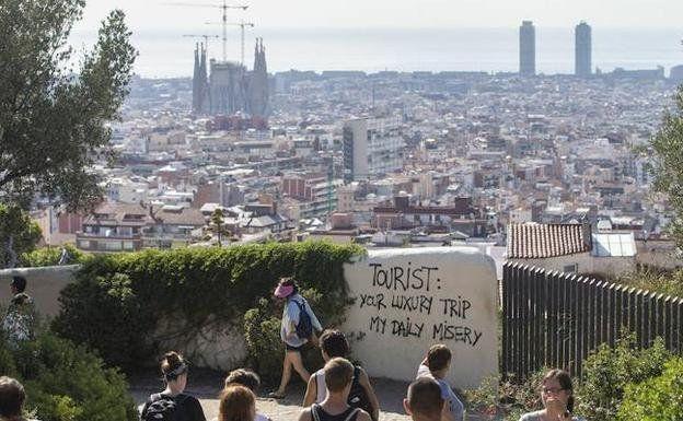 La turismofobia en los destinos masivos mostró que no siempre las comunidades están dispuesta a reconocer los beneficios del turismo.