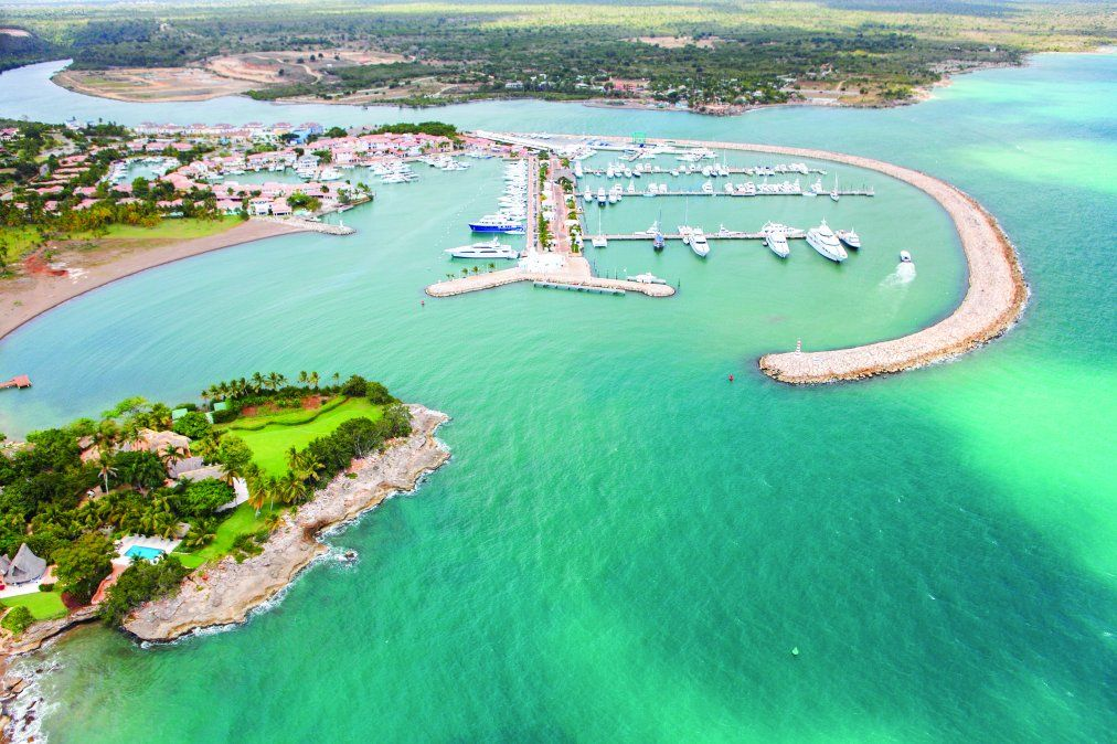 La Romana es uno de los destinos preferidos de República Dominicana.