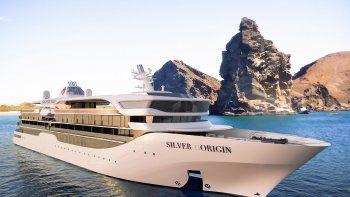 Cruceros: Silversea volvió a Galápagos
