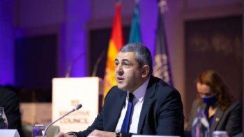 Elecciones en OMT: Zurab Pololikashvili reelecto hasta 2025