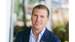 Adam Stewart, flamante presidente ejecutivo de Sandals.