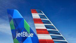 La alianza entre American y Jetblue un leading case del transporte aéreo.