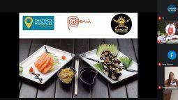 PromPerú realizó una capacitación creativa con la gastronomía como protagonista.