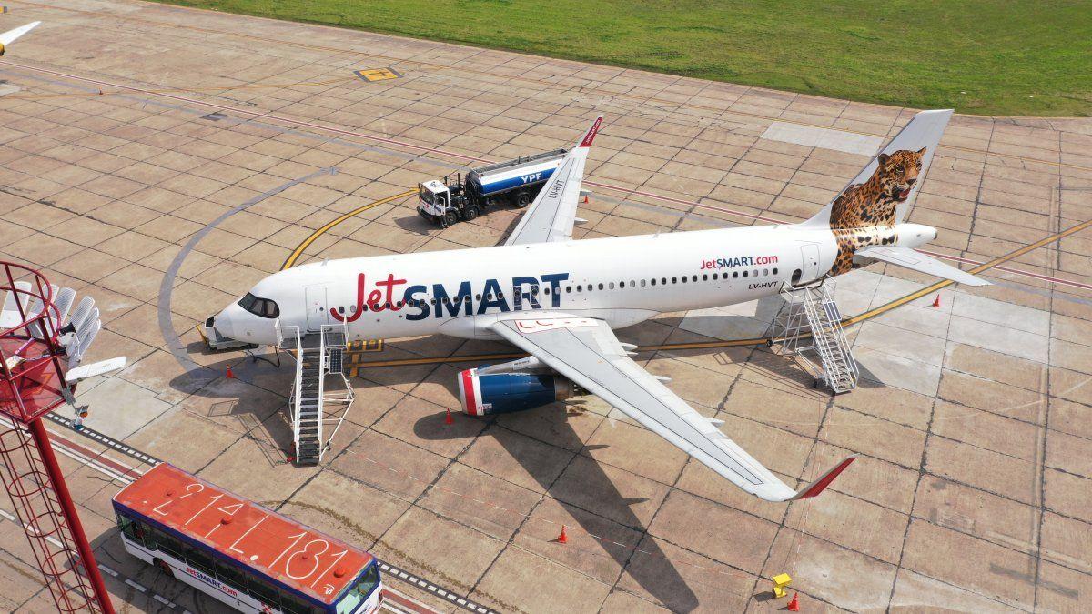 JetSmart busca tener como centro de operaciones al Aeropuerto Internacional Guaraní.