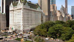El Hotel Plaza de Nueva York, un ícono para visitar en la ciudad.