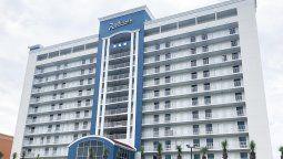 Radisson Hotel Panama City Beach-Oceanfront albergará 139 habitaciones.