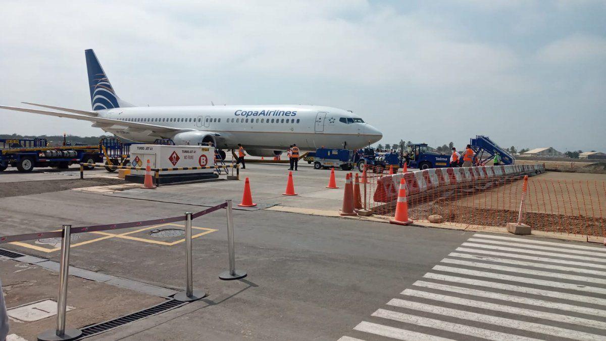 Copa Airlines vuelve a operar en la ruta Chiclayo-Ciudad de Panamá.