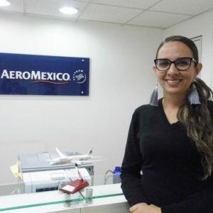 AEROMÉXICO. Tres frecuencias semanales en la ruta Quito-Ciudad de México