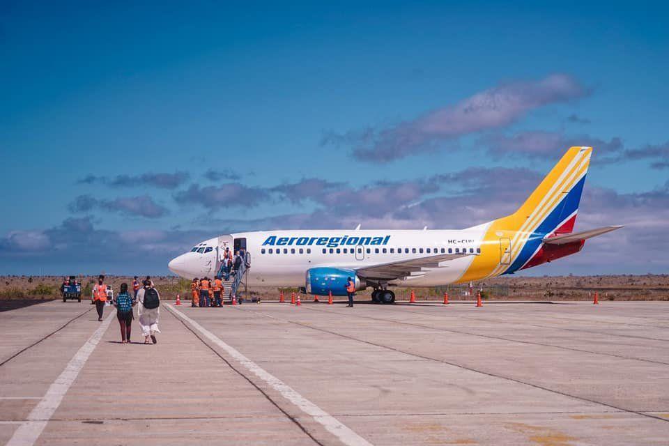 Aeroregional operará más frecuencias hacia Loja.