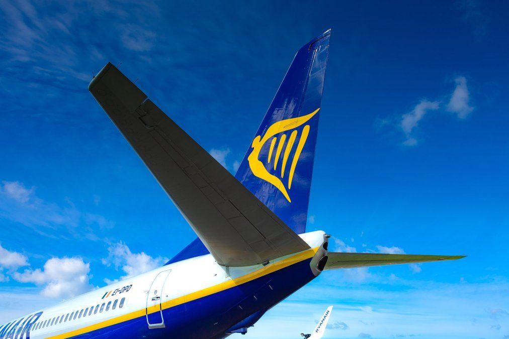 Ryanair cuenta con 470 aeronaves que ofrecen más de 2.400 vuelos diarios a 40 países.