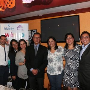 BLUESKY. Las bondades de México llegaron a Quito y Ambato
