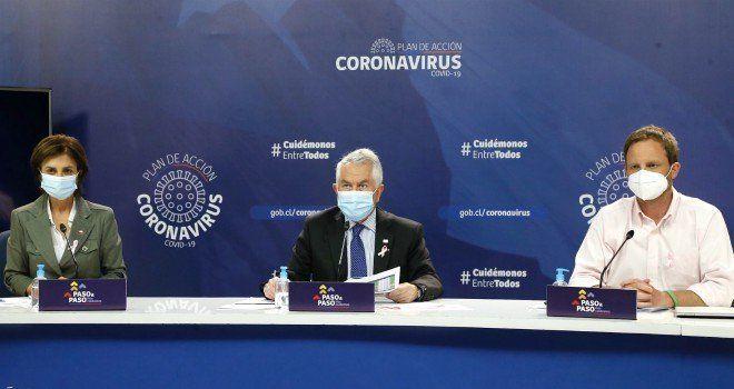 Minsal eximirá de cuarentena a quienes ingresen al país con una prueba PCR negativa.