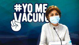 Subsecretaria de Salud Pública, Paula Daza.