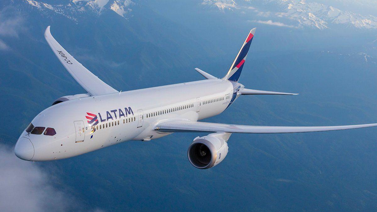 Latam está a la cabeza de las aerolíneas más puntuales en vuelos domésticos en Ecuador.