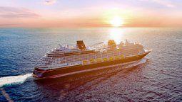 El Disney Wish ofrecerá cruceros al Caribe con toda la magia de Disney.