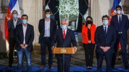 Los parlamentarios ingresaron el proyecto a un día de la promulgación del Gobierno del tercer retiro.