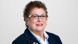 Elizabeth Tovar, presidenta de la Confederación de Entidades Organizadoras de Congresos y Afines de América Latina (Cocal).