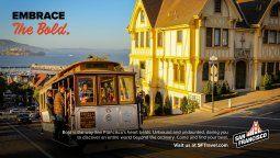 Grupo Mexjal y San Francisco Travel ofrecen un paquete completo por el destino.